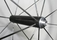 Lightweight front hub
