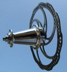 New: super lightweight disc brake hubs by M5