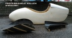 Unique practical AND speed fairings for sale from M5 !!