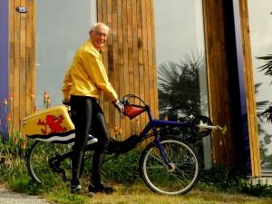 Heer Bouman (73) en vele andere M5 klanten weer bijna klaar voor 18e Paris-Brest-Paris 2015 editie