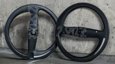 Bike Radar covers 2-SPOKE wheel