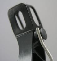 Focussing on detail: spring guide for M5 sidepull brake